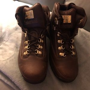 Size9 Timberland Brown Boots